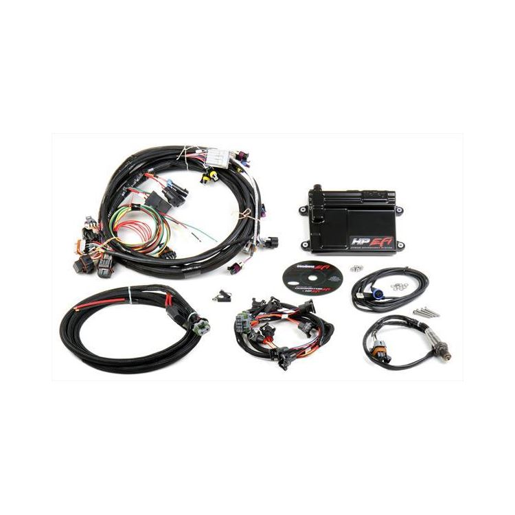 Holley HP EFI ECU GM LS1/LS6 Harness Kits