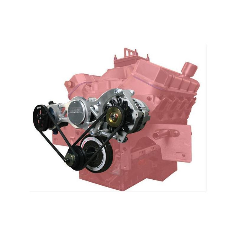 Moroso 63865 Big Block Chevrolet Alternator Vacuum Pump