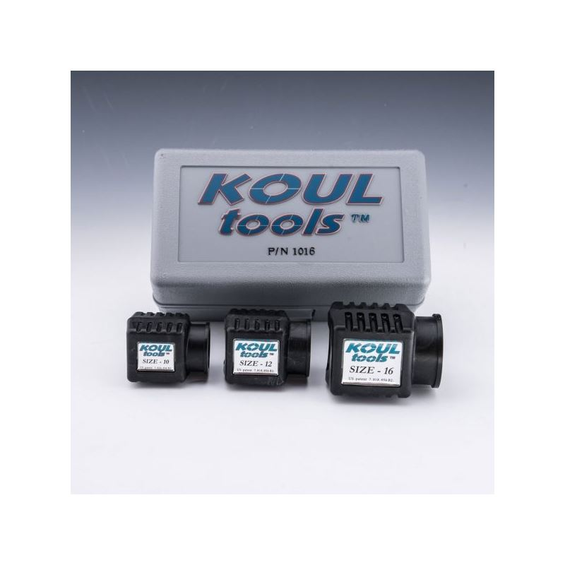 koul tools 468 an hose assembly tools, small kit, (-4, -6, -8an)